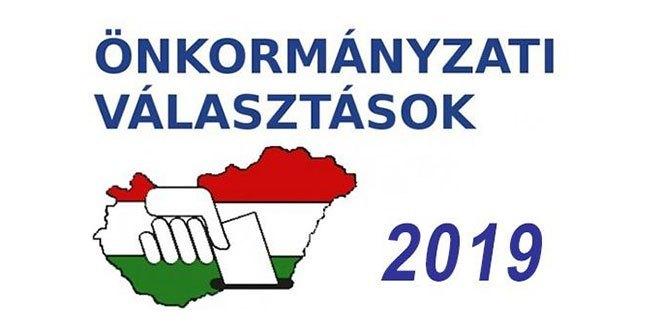 Választási eredmények Tornyospálca 2019.